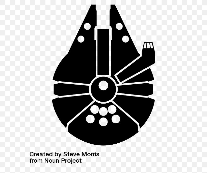 Millennium Falcon Han Solo Yoda Star Wars Clip Art, PNG.