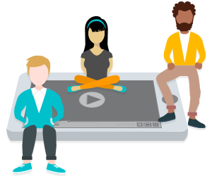 Training and Developing Millennials Using Video.