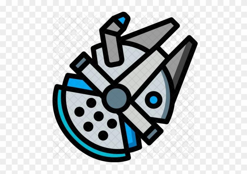 Millennium falcon clipart 4 » Clipart Portal.