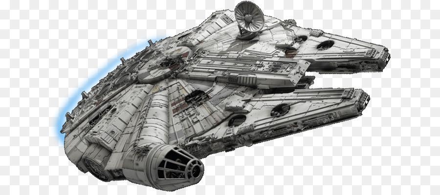 Han Solo Millennium Falcon Lego Star War #479005.