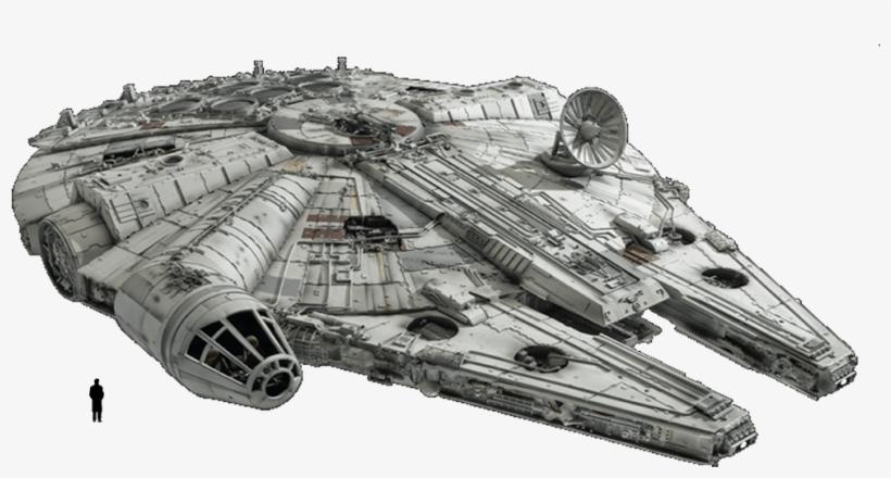 Millennium Falcon Star Wars Png Pic.