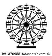 Millennium wheel Clip Art Royalty Free. 25 millennium wheel.
