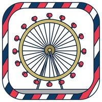 Uk London London Eye Giant Ferris Wheel Millennium Wheel Landmark.