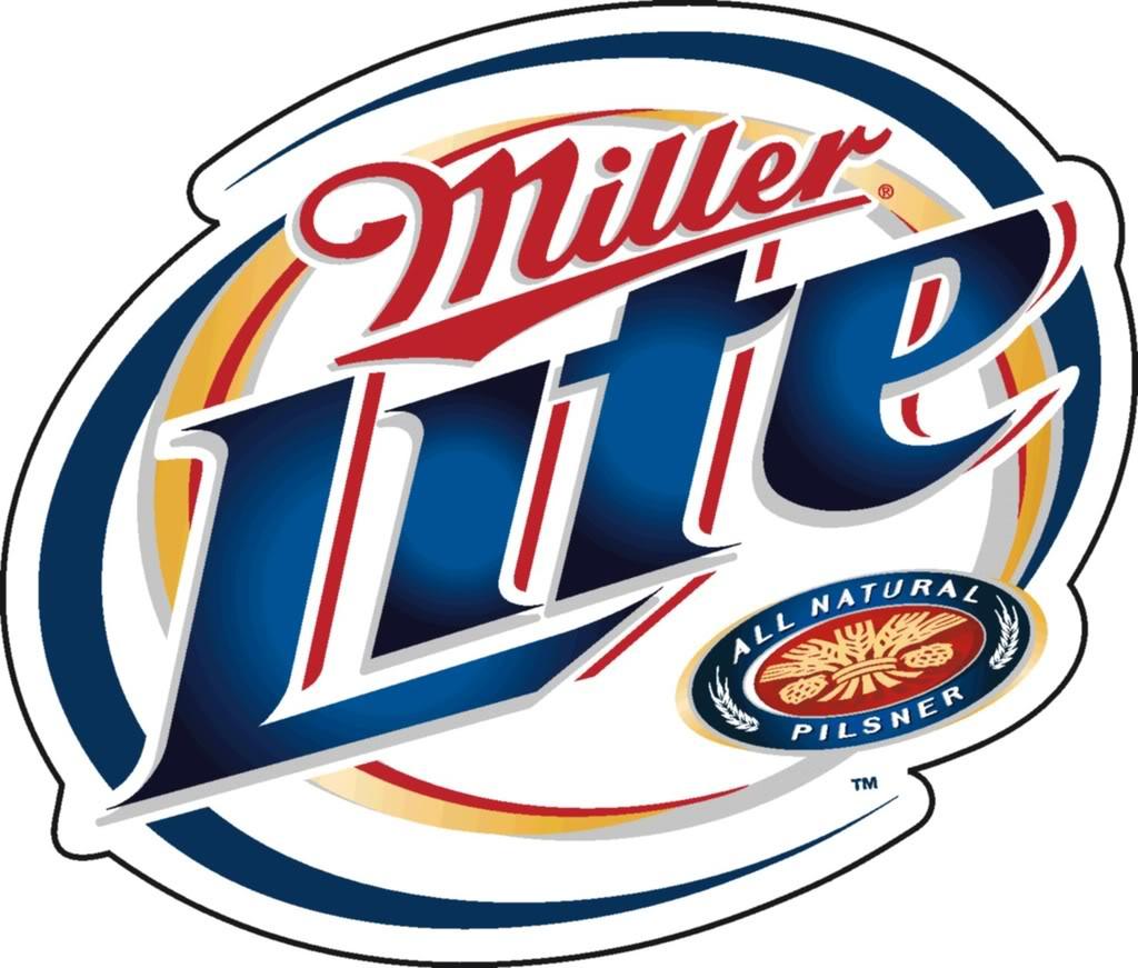 Miller beer clipart.
