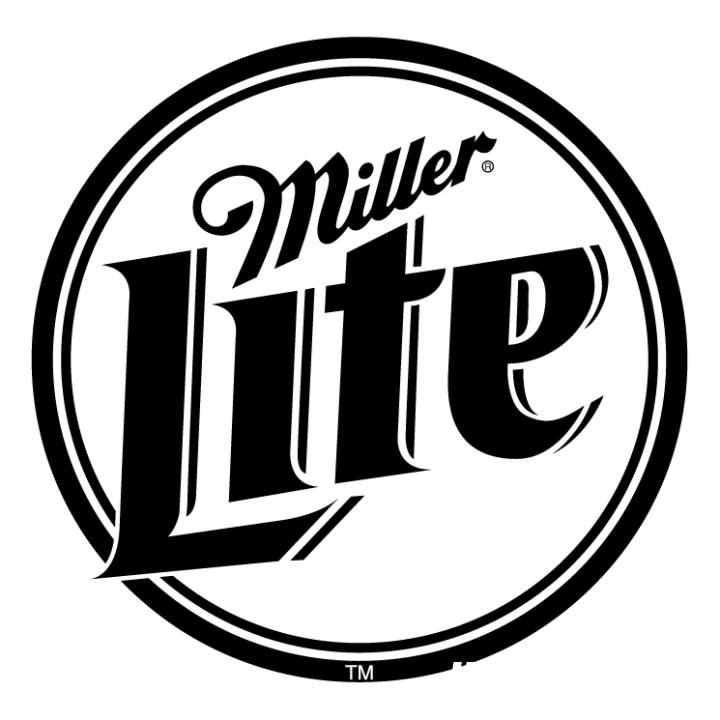 Miller lite clipart.