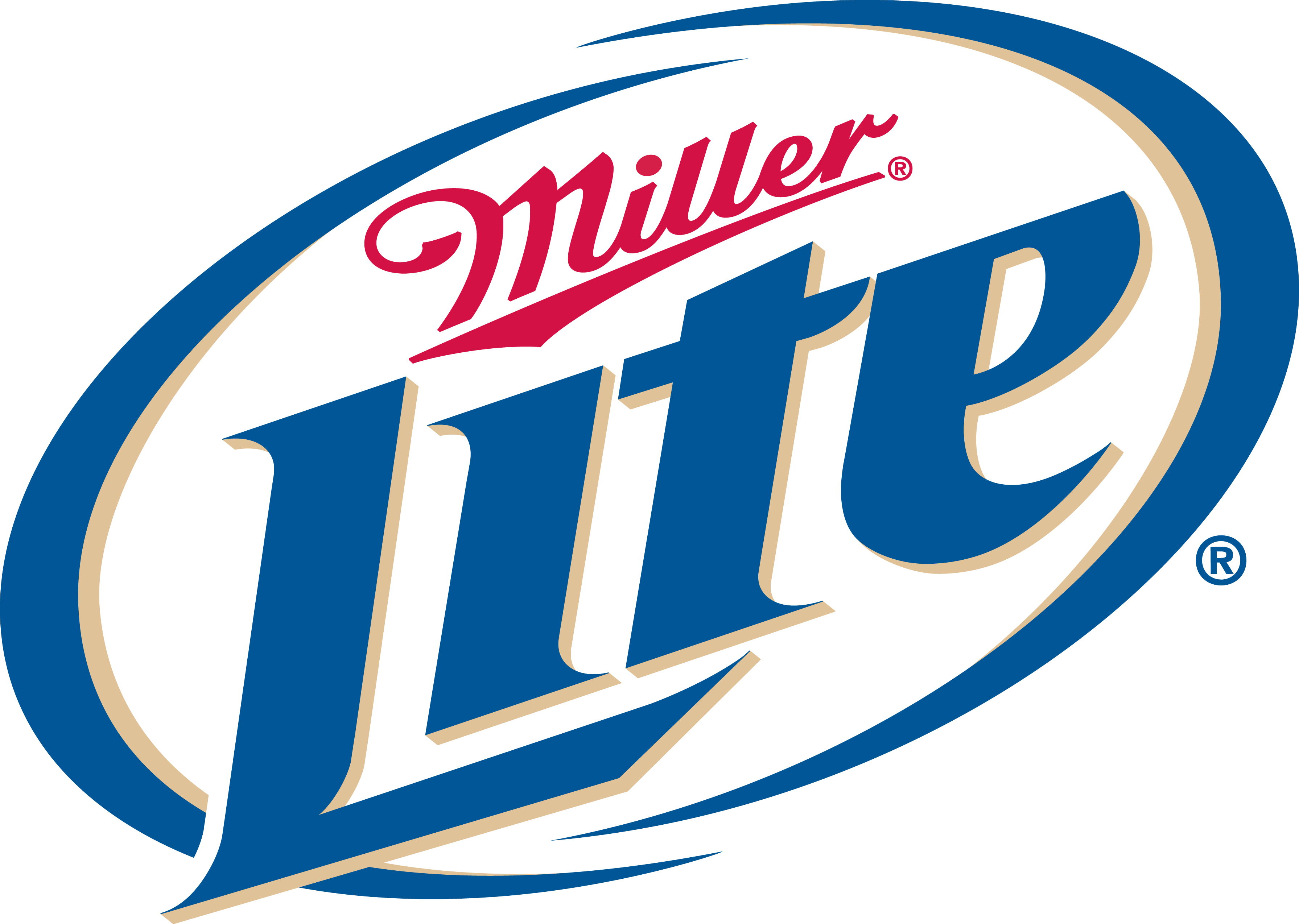 Miller lite Logos.