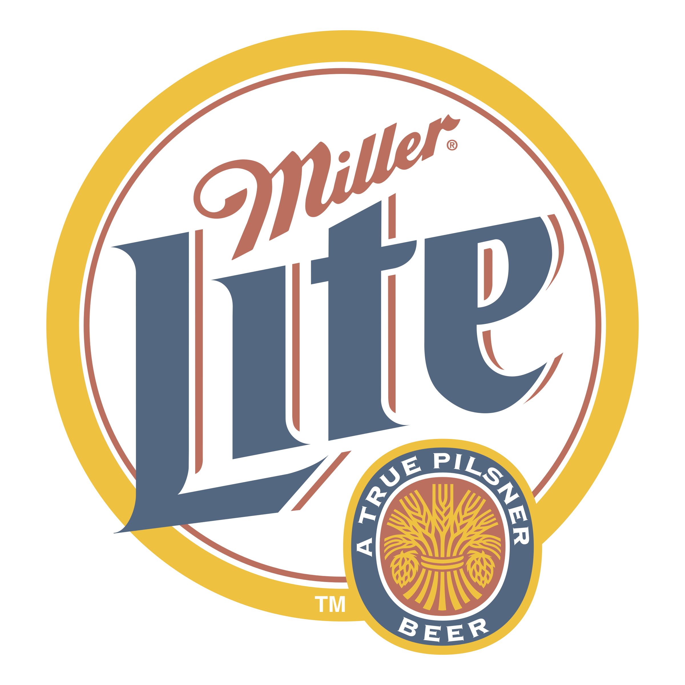 Miller Lite Logo PNG Transparent & SVG Vector.