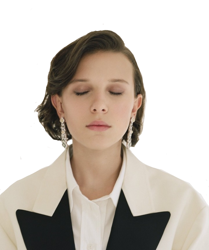milliebobbybrown millie bobby brown strangerthings idol.