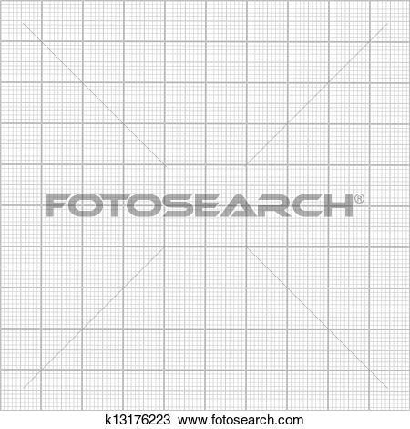 Clipart of Seamless millimeter paper k13176223.