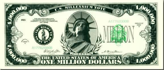 Million dollar bill clipart » Clipart Portal.