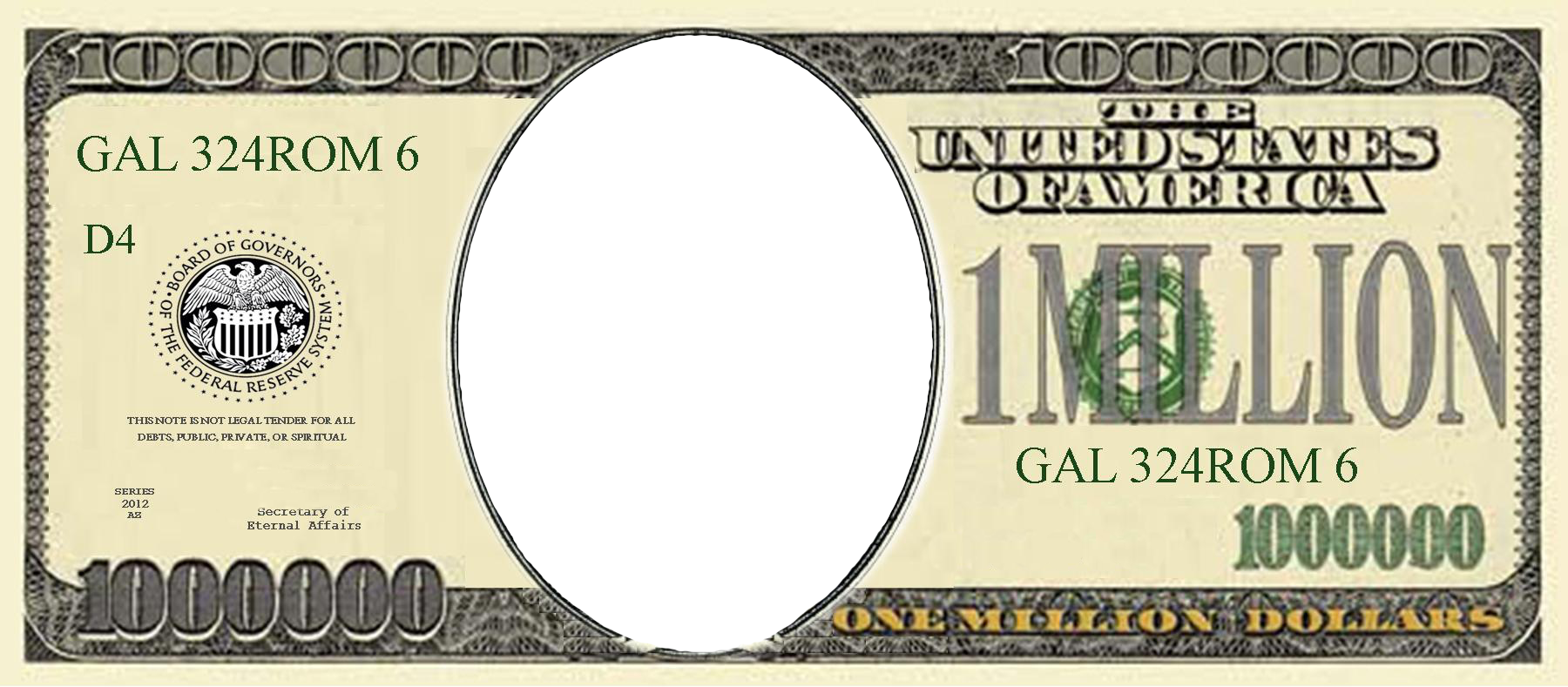 Million dollar bill image clipart images gallery for free.