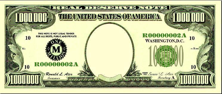 Million dollars clipart 4 » Clipart Portal.