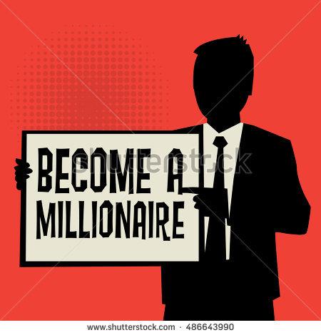 Millionaire Man Stock Photos, Royalty.