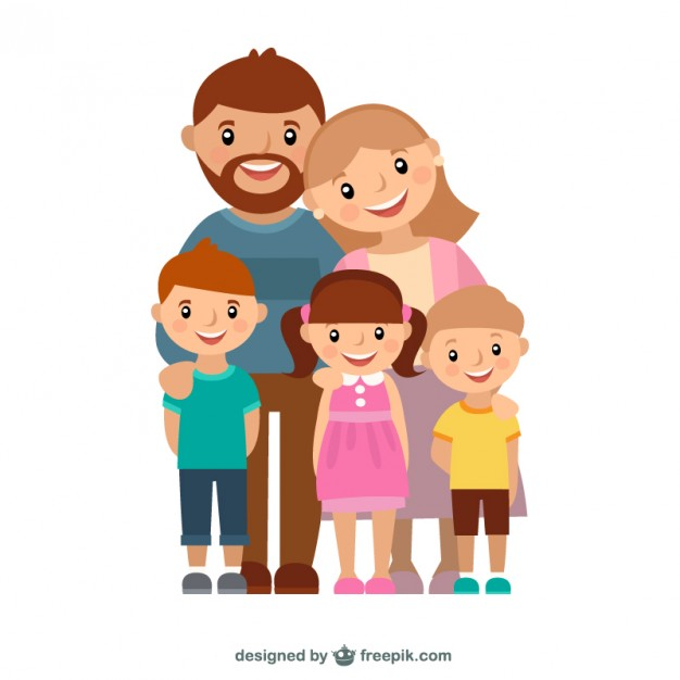Family Vectors, Photos and PSD files.