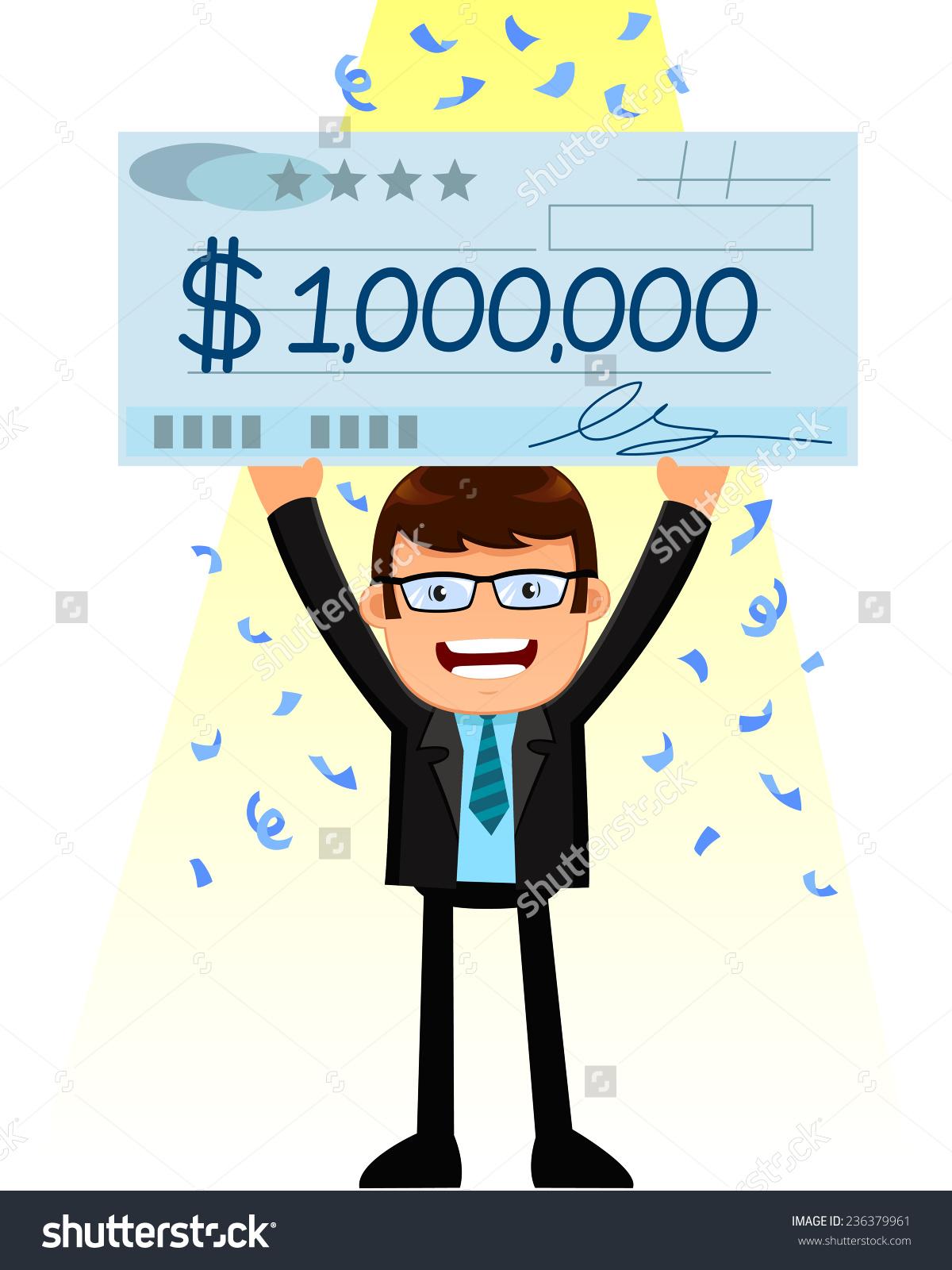 Clipart million dollars.