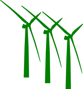 Green Wind Mills Clip Art at Clker.com.