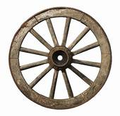 Stock Photography of Old wheel k3345891.