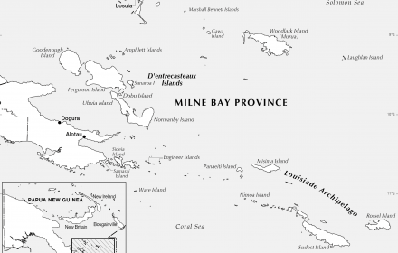 Milne Bay Province.