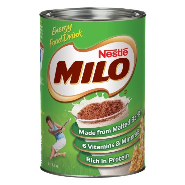 Nestlé Milo Tin.