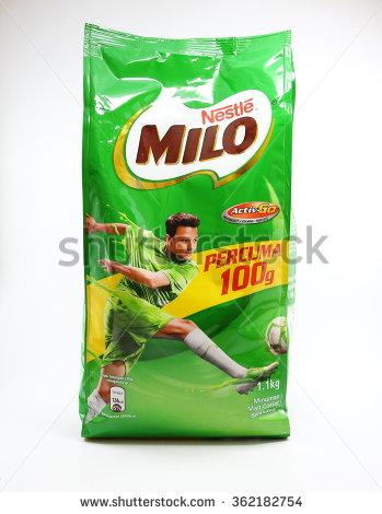 Milo Drink Stock Photos, Royalty.