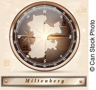 Map of miltenberg Illustrations and Clipart. 5 Map of miltenberg.