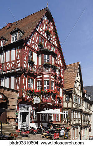 "Stock Photo of ""Hotel Schmuckkastchen on the marketplace."