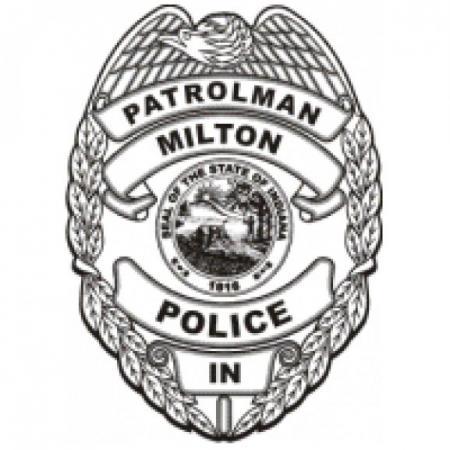 Milton Police Logo in Cdr Format.