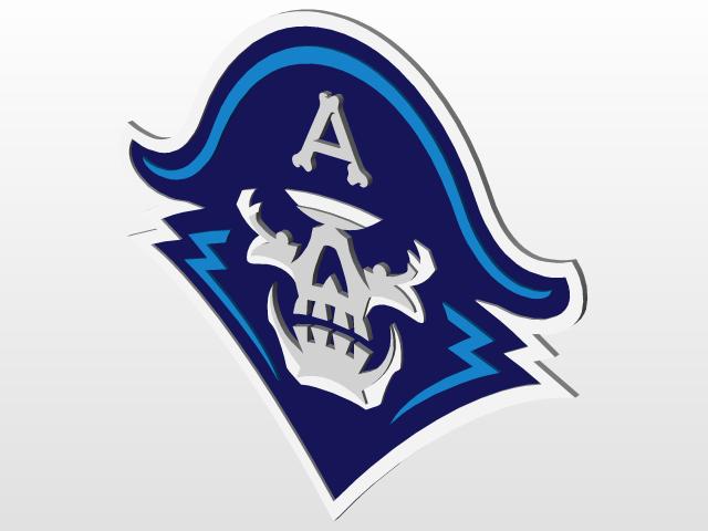 Milwaukee Admirals Sleeve Logo.