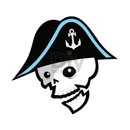 Milwaukee Admirals Logo Iron.