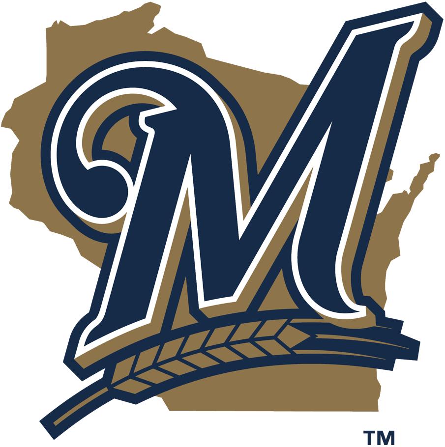 Milwaukee Brewers Logo Vector PNG Transparent Milwaukee.