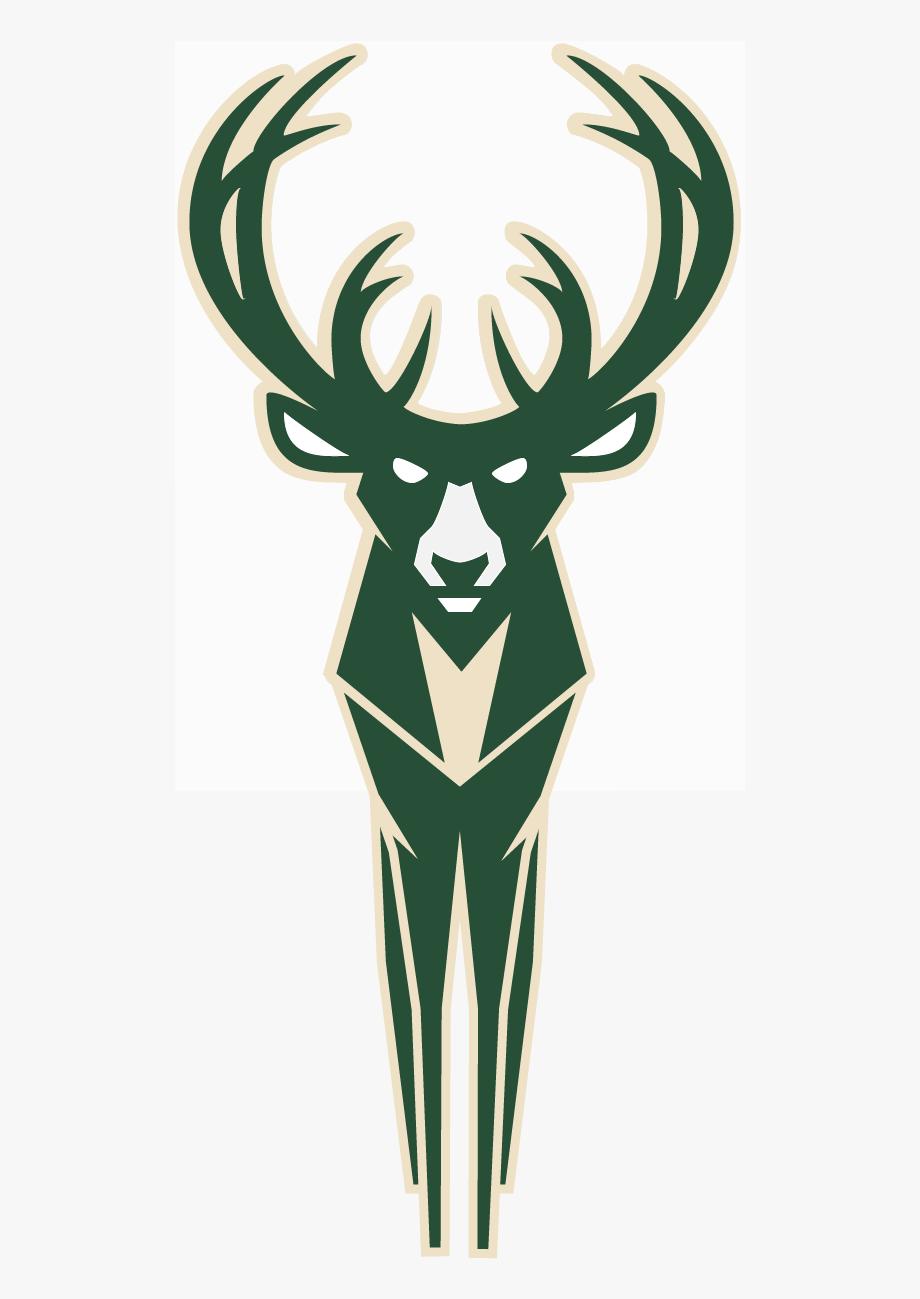 Clip Art Buck Logo.