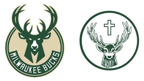 Oh deer — a look at the Milwaukee Bucks new logo.