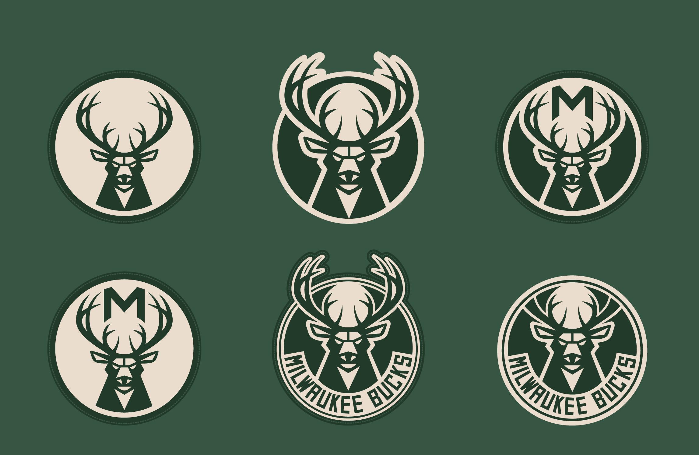 Inside look into Milwaukee Bucks\' logo redesign.