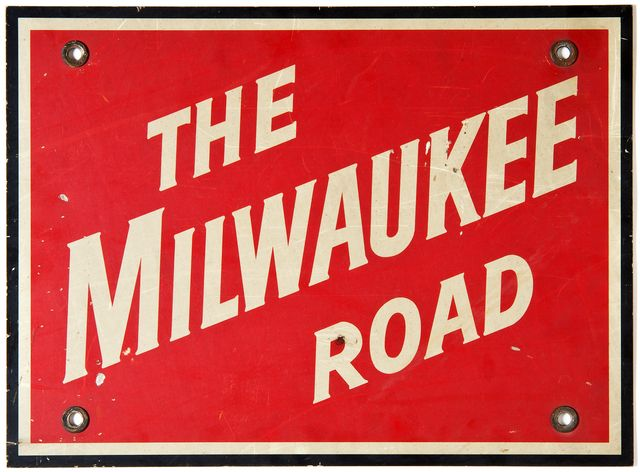 The Chicago, Milwaukee, St. Paul and Pacific Railroad.