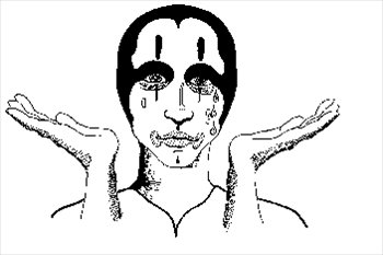 Free mime Clipart.