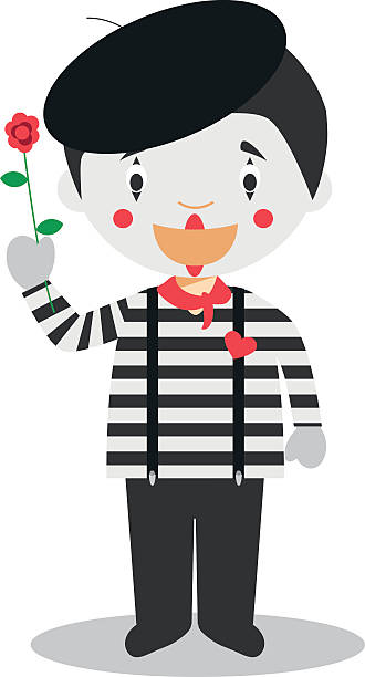 Mime clipart 1 » Clipart Station.