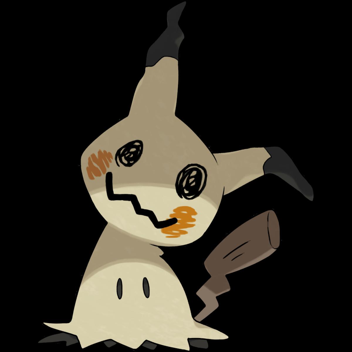 Mimikyu (Pokémon).