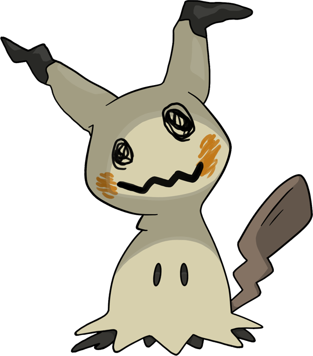 Pokemon 778 Mimikyu Pokedex: Evolution, Moves, Location, Stats.