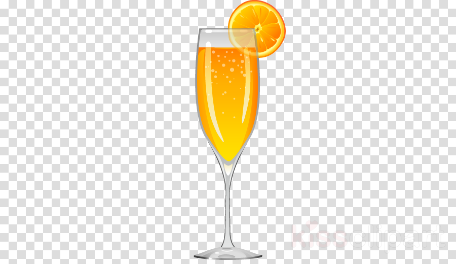 Mimosa Drink Png.