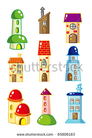 Whimsical Architecture Stock Photos, Royalty.