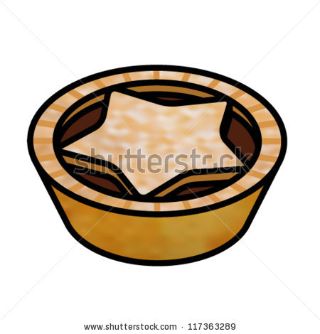 Mince Pie Stock Vectors, Images & Vector Art.