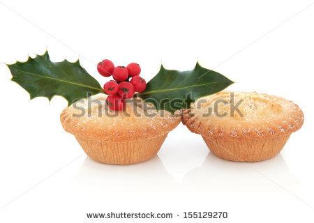 Christmas Mince Pies Lizenzfreie Bilder und Vektorgrafiken kaufen.