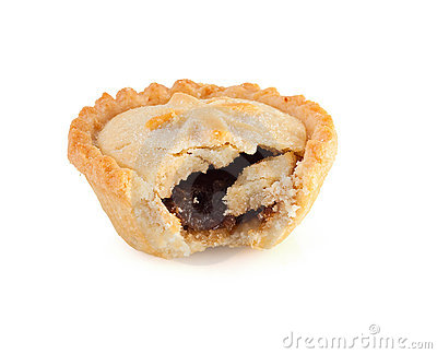 Christmas mince pie clipart.