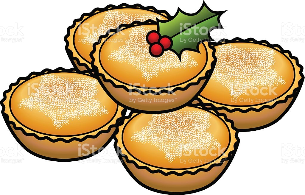 Mince Pies stock vector art 514174691.