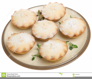 Free Clipart Mince Pies.