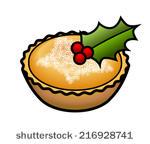 Similiar Christmas Clip Art Pie Keywords.