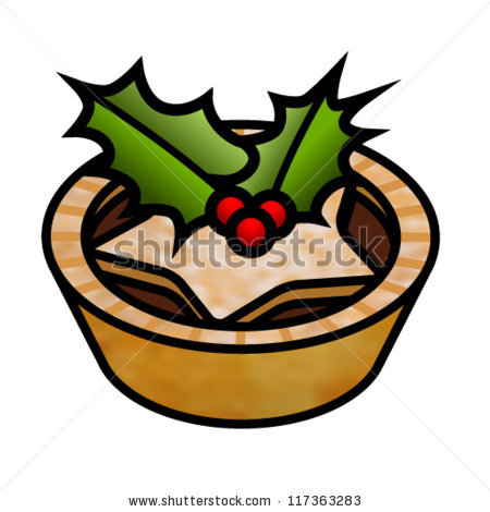 Mince Pie Stock Photos, Royalty.