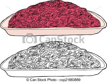 Ground beef Vector Clipart Royalty Free. 86 Ground beef clip art.