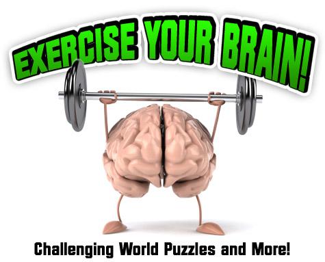 Brain games clipart.