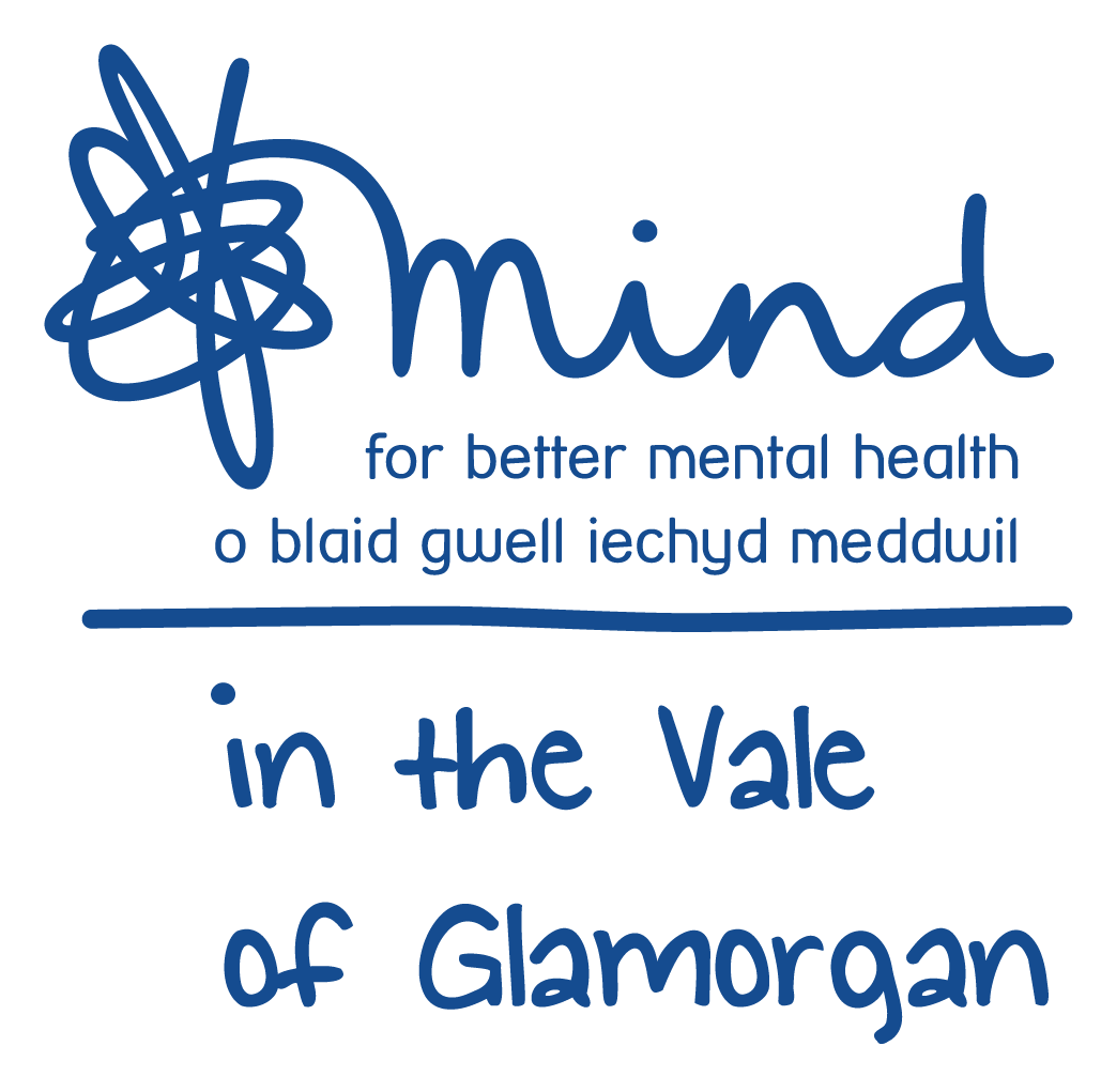 Mind in the Vale of Glamorgan Logo.